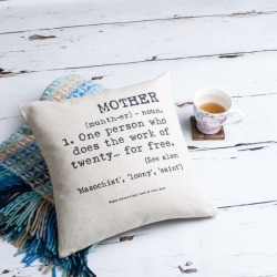 Mother Personalised Cushion