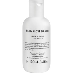 HEINRICH BARTH - Hair & Body Cleanser Travel Size found on Makeup Collection from Wolf and Badger for GBP 16.34