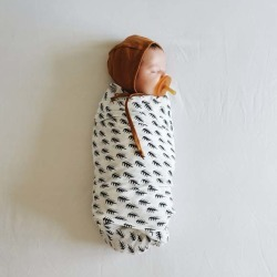 Wee Gallery Organic Cotton Muslin Swaddle