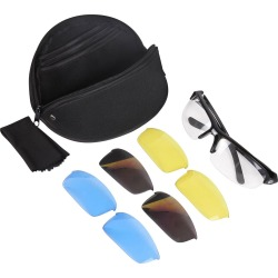 Muddyfox Cycling Sunglasses 100 found on Bargain Bro Philippines from Eastern Mountain Sports for $11.99