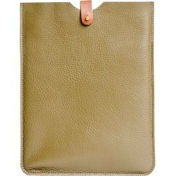 N'Damus London - iPad 2 Sleeve Olive found on Bargain Bro UK from Wolf and Badger