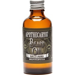 Apothecary 87 - Beard Oil A Vanilla and Mango Fragrance 50ml found on Makeup Collection from Wolf and Badger for GBP 41.43