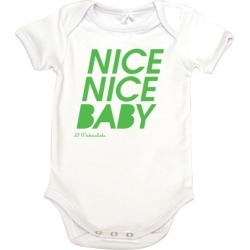 Nice Nice baby organic cotton onesie found on Bargain Bro India from hardtofind.com.au for $27.52