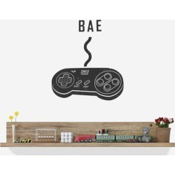Gaming Controller Removable Wall Sticker