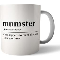 Mumster coffee mug