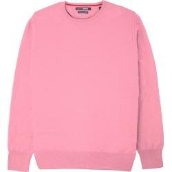 Romeo Merino - Merino Wool Classic Crewneck Sweater Salmon found on Bargain Bro India from Wolf & Badger US for $153.00