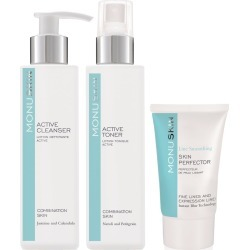 MONUSKIN Professional Skincare - Monuskin Top Trio Normal/Combination found on Makeup Collection from Wolf and Badger for GBP 70.03
