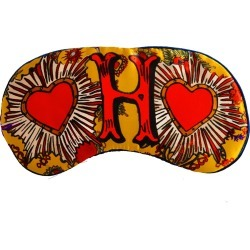 Jessica Russell Flint - H For Hearts Silk Eye Mask In Gift Box found on Bargain Bro Philippines from Wolf & Badger US for $62.00
