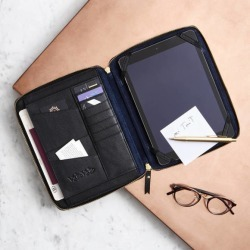VIDA LUXE Luxury Leather iPad Organiser found on Bargain Bro Philippines from hardtofind.com.au for $131.93