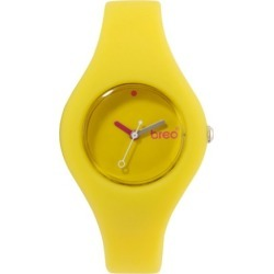 Breo Curve Watch Yellow found on Bargain Bro India from hardtofind.com.au for $27.06