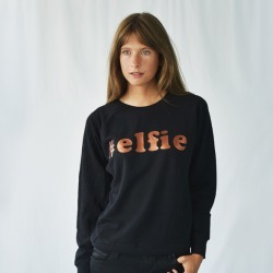 Elfie Women's Christmas Sweatshirt Jumper