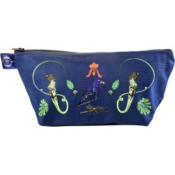 Wilful Ink - Tropical Bird Make Up Bag found on Bargain Bro UK from Wolf and Badger