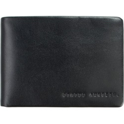 Jonah leather wallet in black found on Bargain Bro Philippines from hardtofind.com.au for $47.75
