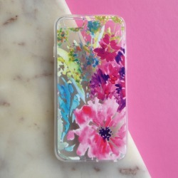 Gloria Floral iPhone Case