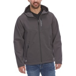 New Balance Men's Hooded Softshell Jacket With Reflective Trim found on Bargain Bro Philippines from Eastern Mountain Sports for $16.47