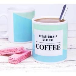 Relationship Status Coffee Mug