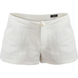 GISY - Linen Mini Shorts White found on MODAPINS from Wolf and Badger for USD $110.07