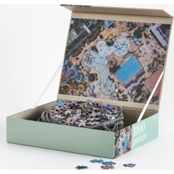Thousand Piece Jigsaw Puzzle - Waterpark found on Bargain Bro India from hardtofind.com.au for $39.89