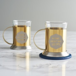 Personalised Gold Mug For New Mum found on Bargain Bro Philippines from hardtofind.com.au for $51.98