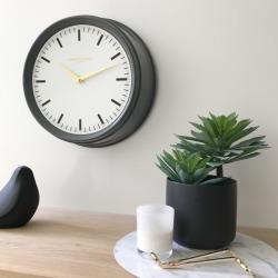 Company Hatton Wall Clock