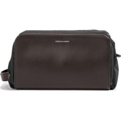 Hook & Albert - Hook & Albert Espresso Brown Leather Travel Dopp Kit found on Bargain Bro India from Wolf & Badger US for $145.00