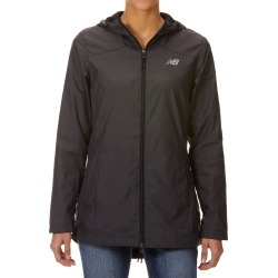 New Balance Women's Cire Hooded Jacket found on Bargain Bro Philippines from Eastern Mountain Sports for $19.98