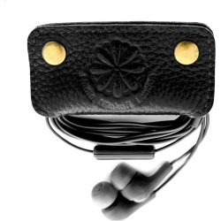 Nadia Minkoff - Earbud Holder Black found on Bargain Bro from Wolf and Badger for £13