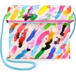 MUDE - Canvas Purse - Stripes found on MODAPINS from Wolf and Badger for USD $147.48