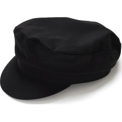 Justine Hats - Black Cap