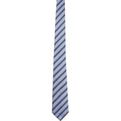 Fendi Blue Silk Forever Fendi Tie found on Bargain Bro India from ssense asia-pacific for $153.94