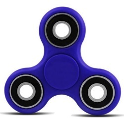 Turbo Tri Fidget Spinner in Blue