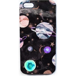 Nikki Strange - Marble Galaxy Phone Case found on Bargain Bro UK from Wolf and Badger