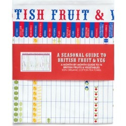 Stuart Gardiner Design - Seasonal Guide To British Fruit & Vegetables