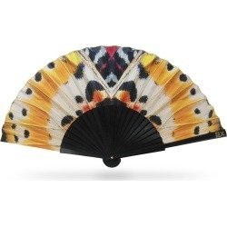 Khu Khu - Mighty Monarch Hand Fan found on Bargain Bro UK from Wolf and Badger