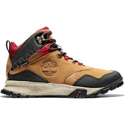 Timberland Men's Garrison Trail Mid Waterproof Hiking Shoes - Size 8.5 found on Bargain Bro India from Eastern Mountain Sports for $140.00