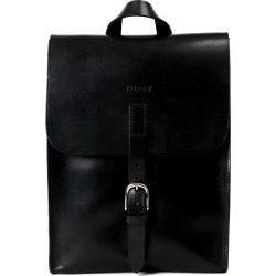 THE DUST COMPANY - Mod 120 Backpack In Cuoio Black
