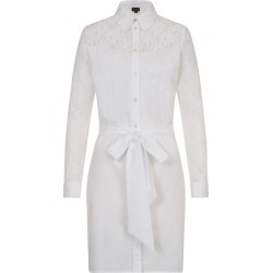 Sophie Cameron Davies - White Cotton Shirt Dress found on Bargain Bro Philippines from Wolf & Badger US for $187.00