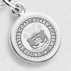 Coast Guard Academy Sterling Silver Charm found on MODAPINS from Our Campus Market for USD $79.00