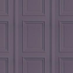 Panelling Wallpaper Amethyst Panelling Wallpaper