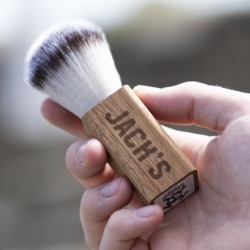 Personalised Shaving Brush found on MODAPINS from hardtofind.com.au for USD $70.82