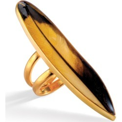 NRegnier Jewelry - Feather Ring