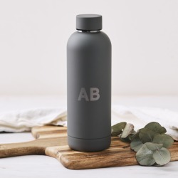 Personalised 500ml water bottle found on Bargain Bro Philippines from hardtofind.com.au for $47.11