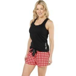 Paddington short pyjama set in red found on Bargain Bro from hardtofind.com.au for USD $43.17
