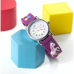 Kids' Personalised Unicorn Watch