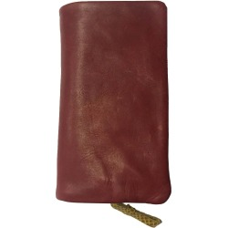 NOOKI DESIGN - Lily Wallet Ocher Snake found on Bargain Bro UK from Wolf and Badger