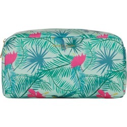Fenella Smith - Hummingbird Vegan Leather Box Wash Bag found on Bargain Bro UK from Wolf and Badger
