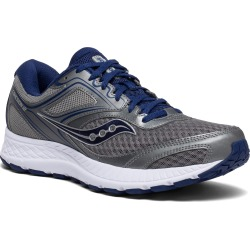 Saucony Men's Cohesion 12 Running Shoe, Wide found on Bargain Bro Philippines from Eastern Mountain Sports for $39.98