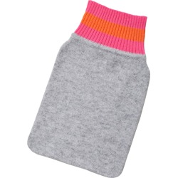 Cove - Grey Cashmere Mini Hot Water Bottle Cover