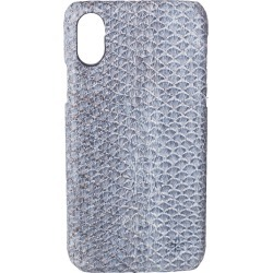MAYU - Quinn - iPhone Case - Salmon Leather - Slate found on Bargain Bro Philippines from Wolf & Badger US for $89.00