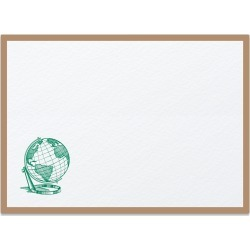 Pickett's Press - Globe Trotter Note Cards found on Bargain Bro India from Wolf & Badger US for $42.00